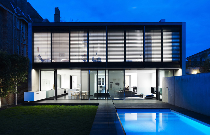 Architecture south yarra residence australian design review Architectural design review