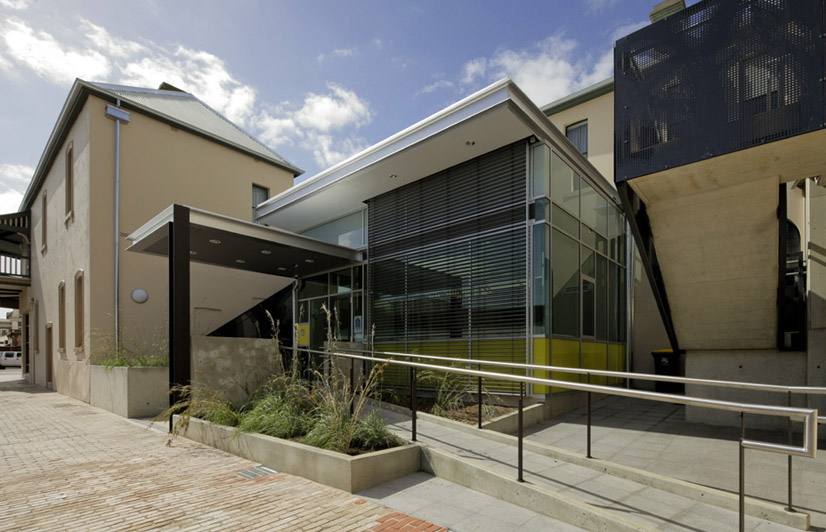 Architecture ladder port adelaide australian design review for Architects adelaide