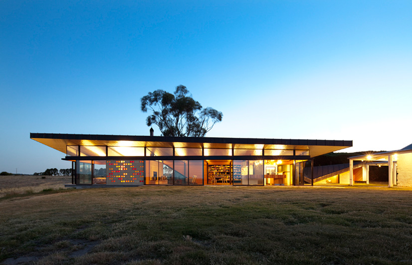 Brent knoll by march studio australian design review for Architecture firms in australia