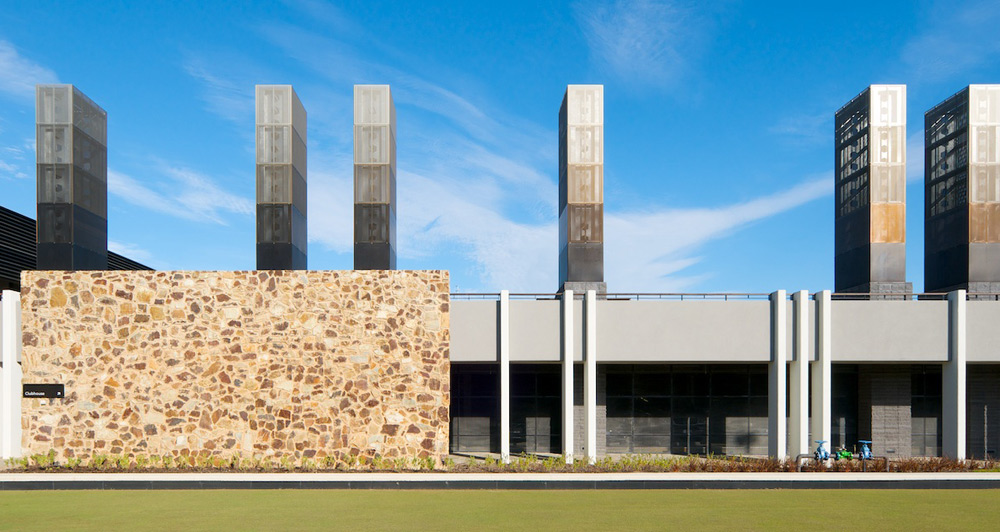 Architecture racv healesville country club australian for Landscape architecture courses adelaide