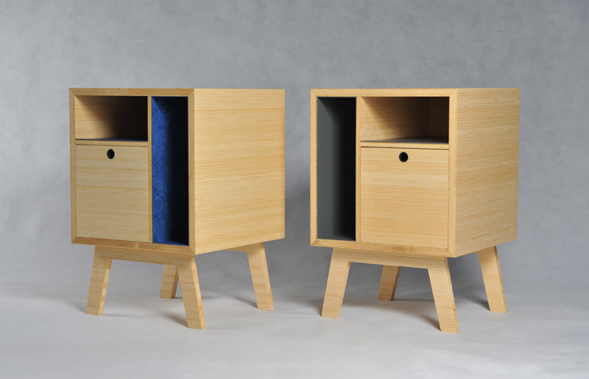 Simple Bedside Tables | Australian Design Review