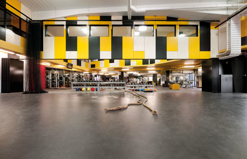 Richmond Football Club | Australian Design Review