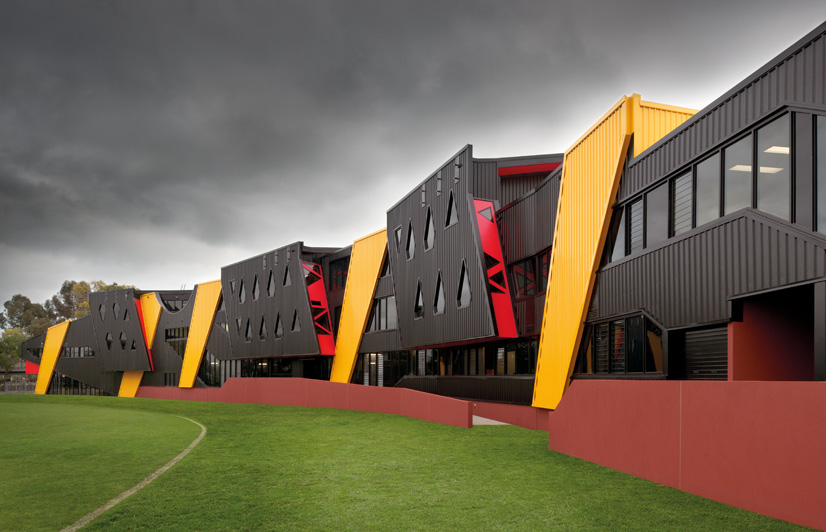 Richmond football club australian design review for Building design courses