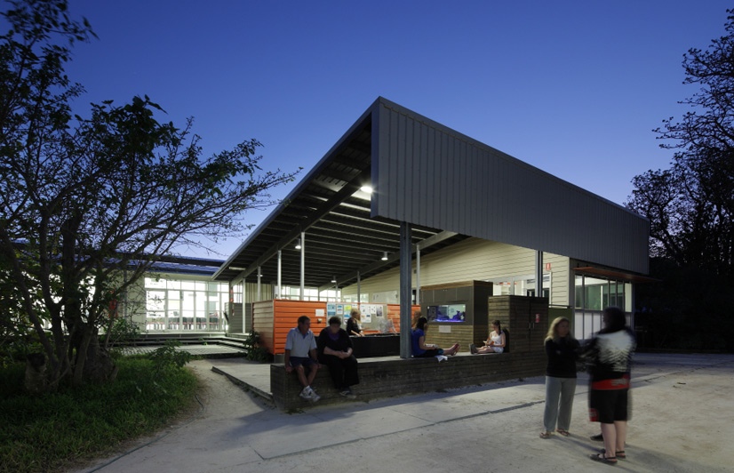 Architecture heron island research station australian for Architectural design review