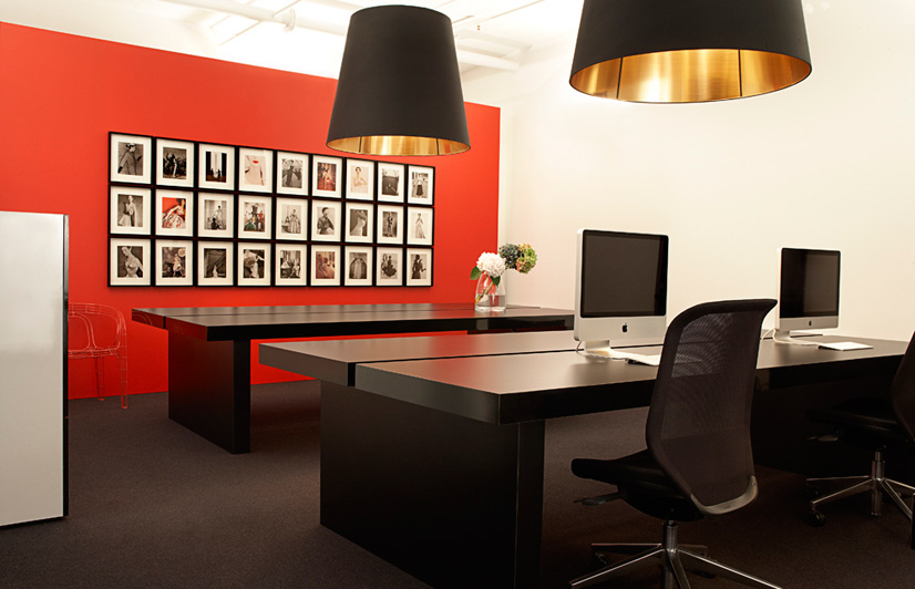 Interior design mkt office australian design review for Commercial interior design