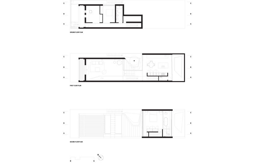 Skylight house australian design review for Architectural design review