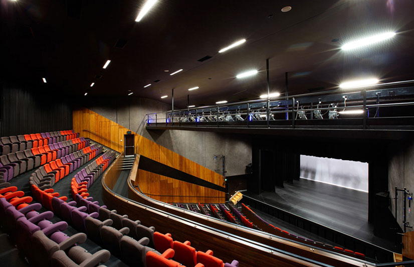 Architecture wangaratta performing arts centre Architectural design review